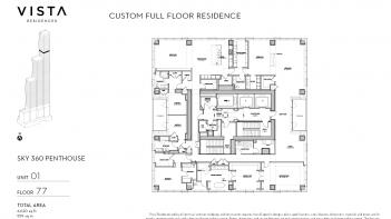 Vista Residences - Sky 360 Units2