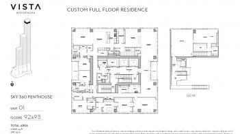 Vista Residences - Sky 360 Units3